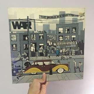 War Vinyl LP