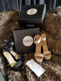 Brand New Nova Heels.