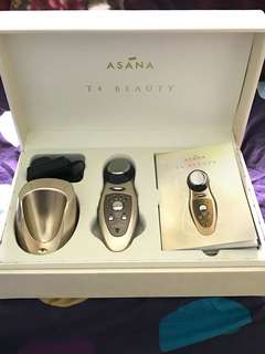 Asana T4 Beauty 美容機 集潔膚護膚於一身,送精華液
