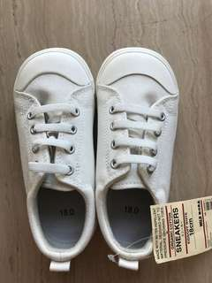 School shoes from Muji