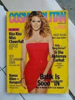 cosmopolitan magazine majalah
