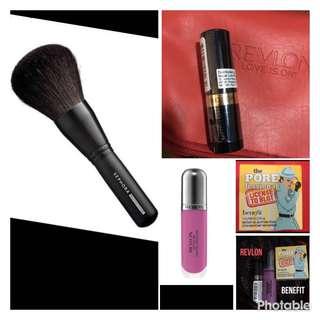 Revlon | Sephora | Benefit Makeup