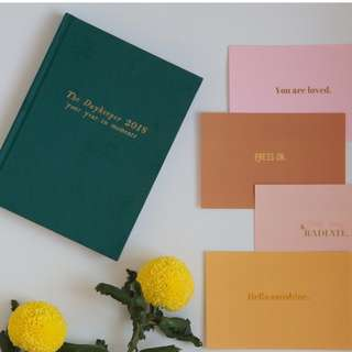 The Daykeeper 2018 Journal/Planner/Agenda