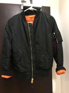 Aritzia-Bomber Jacket