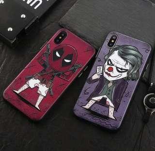 IPhone X Joker Casing