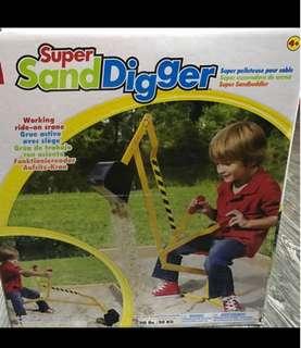 Alex's Sand Digger