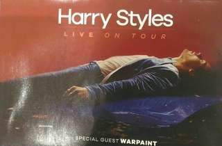 HarryStyles Ticket