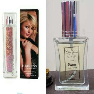 HEIRESS BY PARIS HILTON 20% INSPIRED PERFUME