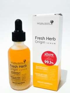 Natural Pacific Fresh Herb Origin Serum 50ml ORIGINAL