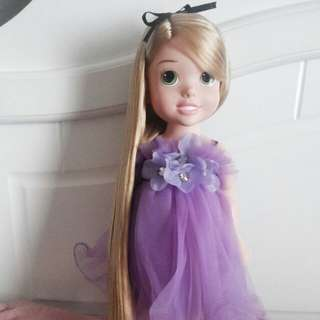 Disney rapunzel my first 15inches