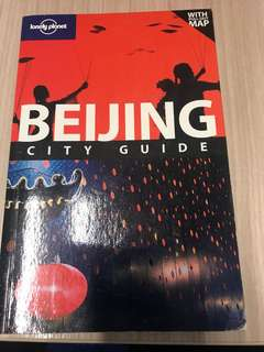 The lonely planet - Beijing city guide