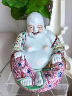Porcelain Matrieya Buddha