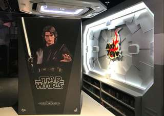全新現貨 hot toys 星球大戰 anakin skywalker mms437