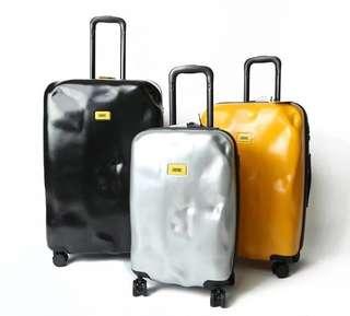 Crash Baggage Cabin Suitcase Luggage