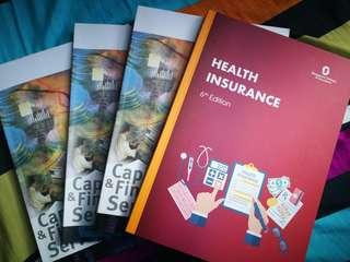 Insurance Examination Textbooks
