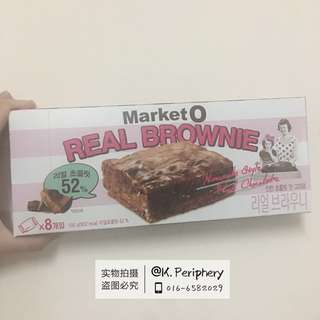 Korean Snack - Market O Brownie