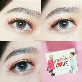 X2 i scream softlens