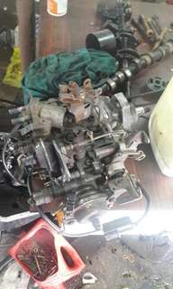 Fuel Injection Pump for Mitsubishi Storm