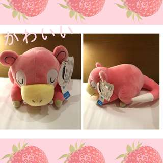 New Pokemon soft toy(Authentic with tag)Limited edition
