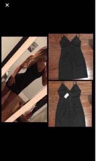 Black dress BNWT