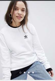 Adidas top size xs