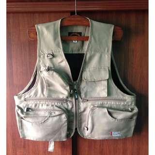 Fishing Vest Tag M Size