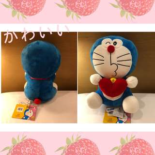 New Doraemon Soft Toy (Authentic with Tag)Limited edition in Korea