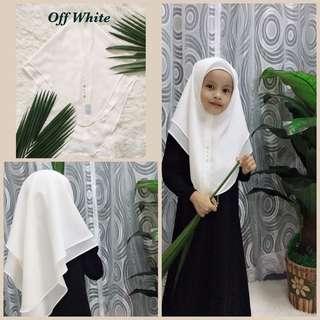 Chiffon Hijab for Kids
