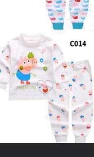 Brand new Peppa Pig Pyjamas (2 to 3yo ) (3 to4yo)