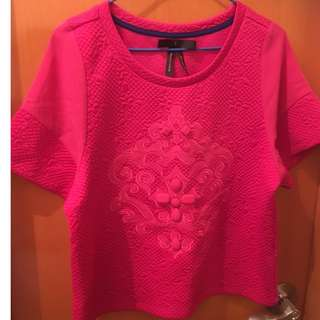 Bread n Butter Pink Tops 60% off (A rank = Good Condition, Washed few times)