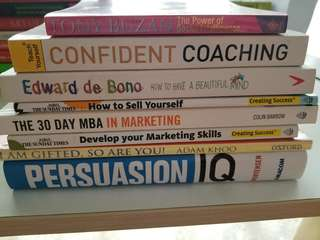 Personal development and marketing