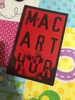 Bob Ong - Mac Arthur (Paperback)