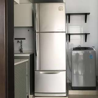 TOSHIBA 3 Door Fridge