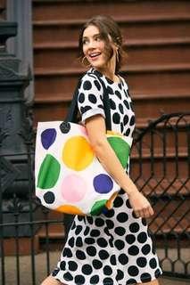 Marimekko x uniqlo short sleeve dress