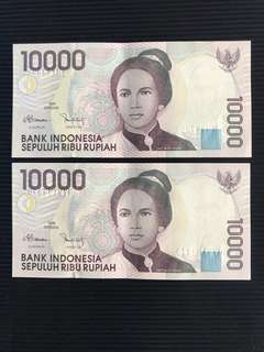 Indonesia Rupiah 10000