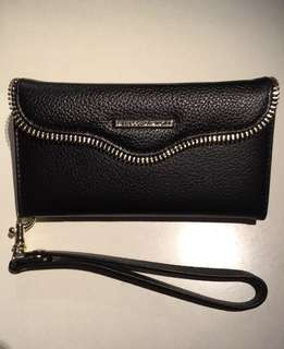 REBECCA MINKOFF LEATHER