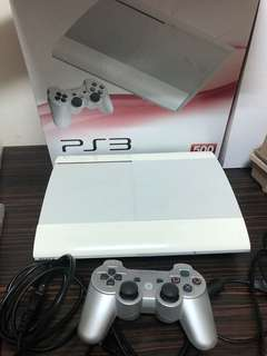 PS3+遊戲4片