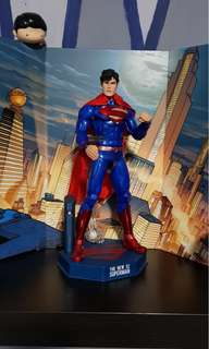 Superman alloy new 52 (used)
