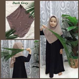 Chiffon Hijab for Kids