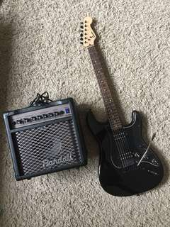 [like New]Squier and randall amp