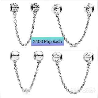 Authentic & Brand New Pandora Safety Chain
