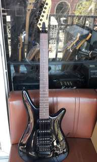 Yamaha electric guitar made in japan