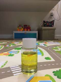 Clarins body treatment oil anti eau