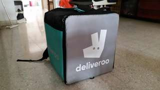 Deliveroo large thermal bag