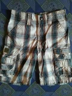 preloved cargo shorts