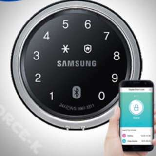 Samsung ds700 bluetooth smart lock with installation