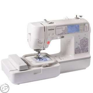 Brother Innovis NV950 sewing & embroidery machine (including $73 value accessories)