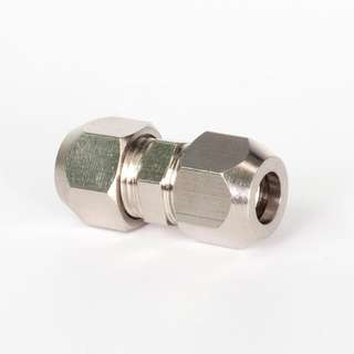 "3/8"" Male Threaded Air Water Pipe Plumbing Connector Coupling Fitting for 6mm tubing"
