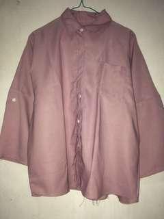 Kemeja Pink Murah. #kemejamurah #kemejacasual #kemejakerja #hijabers