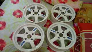 Original VOLKS RACING TE37